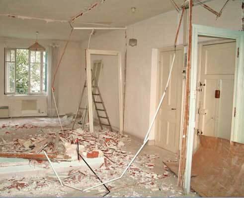 Если сделали плохой ремонт в квартире СПб