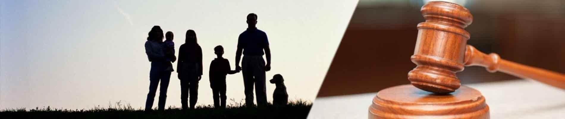 Юрист установить родственные отношения с наследником